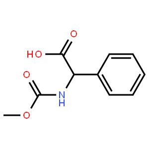 Moc-D-苯甘氨酸