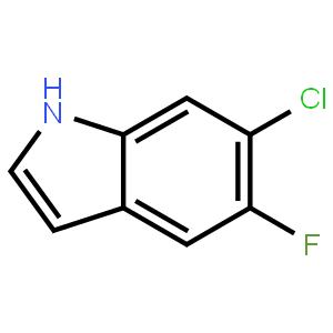 6-氯-5-氟吲哚