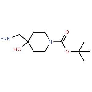 4-(氨基万博手机网页app版)-4-羟基哌啶-1-甲酸叔丁酯