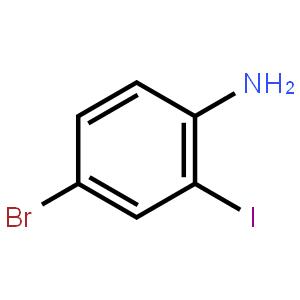 4-溴-2-碘苯胺