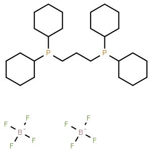 3-双(二环己基膦)丙烷双(四氟硼酸盐)