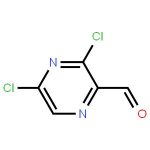 3,5-二氯-2-哌嗪甲醛