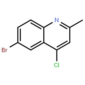 6-溴-4-氯-2-甲基喹啉
