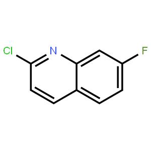 2-氯-7-氟喹啉