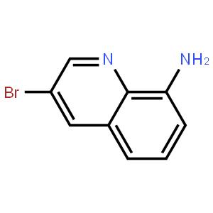 3-溴-8-氨基喹啉
