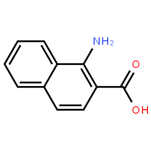 1-氨基-2-羧酸萘