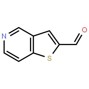 噻吩并[3,2-C〕吡啶-2-甲醛