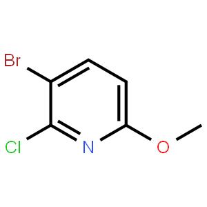 2-氯-3-溴-6-甲氧基吡啶