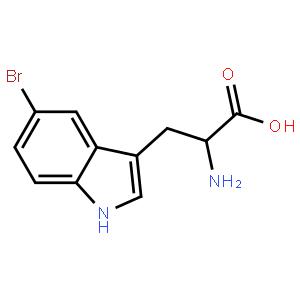 5-溴-DL-色氨酸