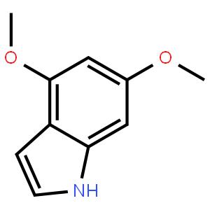 4,6-二甲氧基吲哚