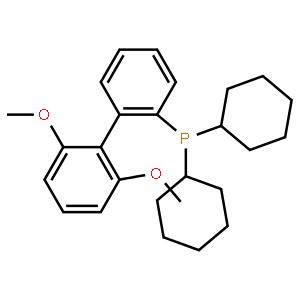 2-双环己基膦-2',6'-二甲氧基联苯