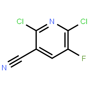 3-氰基-2,6-二氯-5-氟吡啶