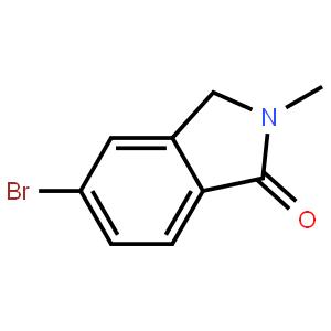5-溴-2-甲基-1,3-二氢异吲哚-1-酮