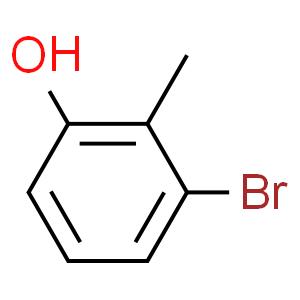 3-溴-2-甲基苯酚