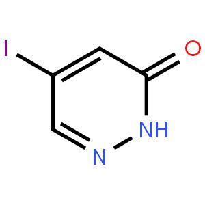 5-碘哒嗪-3(2H)-酮