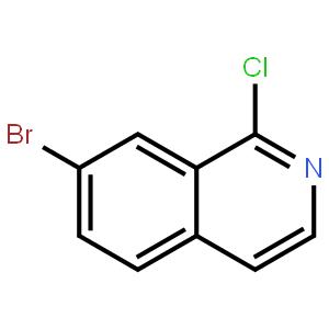 1-氯-7-溴异喹啉