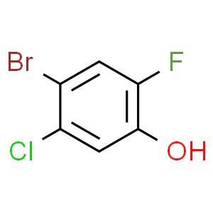 4-溴-5-氯-2-氟苯酚