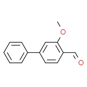 3-Methoxy-[1,1'-biphenyl]-4-carbaldehyde
