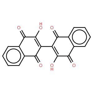 双-散沫花素