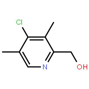 4-chloro-3,5-dimethyl-2-Pyridinemethanol