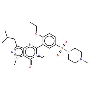 Isobutyl Sildenafil