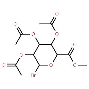 伪-D-Glucopyranuronic acid,1-bromo-1-deoxy-, methyl ester, 2,3,4-triacetate
