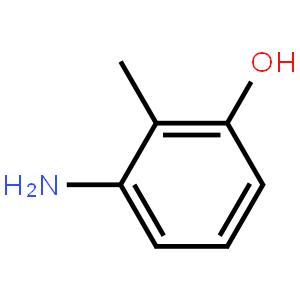 2-甲基-3-氨基苯酚