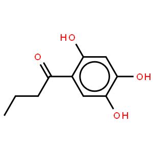 1-Butanone,1-(2,4,5-trihydroxyphenyl)-