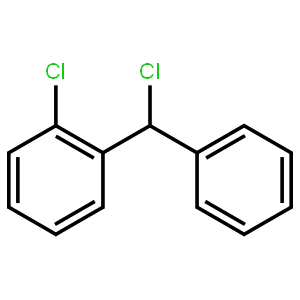 1-chloro-2-[chloro(phenyl)methyl]benzene