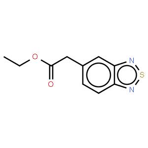 ethyl 2-(2,1,3-benzothiadiazol-5-yl)acetate