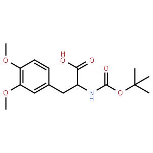 Boc-3,4-dimethoxy-D-phenylalanine