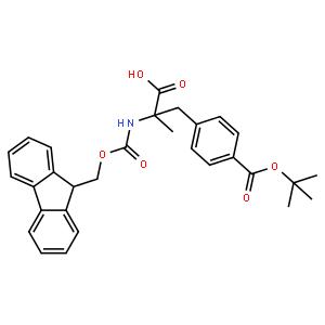 Fmoc-alpha-methyl4-tert-Butyloxycarbonyl-L-phenylalanine