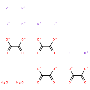 四草酸钾,二水合物
