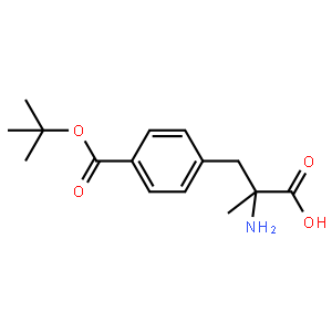Alpha-methyl4-tert-Butyloxycarbonyl-L-phenylalanine