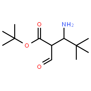 Boc-(S)-3-amino-4,4-dimethylpentanal