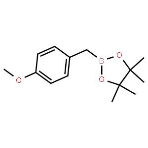 2-(4-甲氧基苄基)-4455-四甲基-132-二氧杂硼烷
