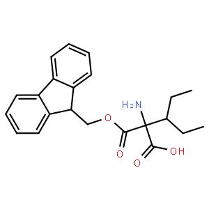 (R)-Fmoc-2-amino-3-ethyl-pentanoic acid