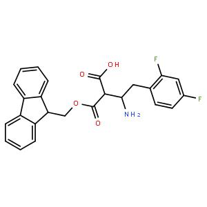 Fmoc-(R)-3-Amino-4-(2,4-difluorophenyl)-butyricacid