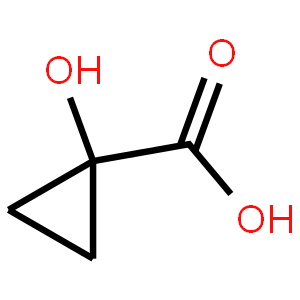 1-​hydroxycyclopropane-​1-​carboxylic acid