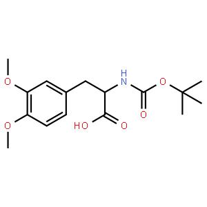 Boc-3,4-dimethoxy-l-phenylalanine