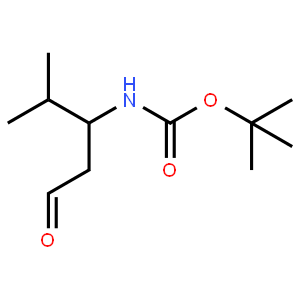 Boc-(R)-3-amino-4-methylpentanal