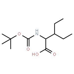 (S)-Boc-2-amino-3-ethyl-pentanoic acid