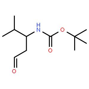 Boc-(S)-3-amino-4-methylpentanal