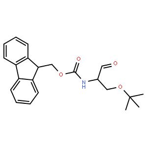 (S)-(9H-Fluoren-9-yl)methyl (1-(tert-butoxy)-3-oxopropan-2-yl)carbamate