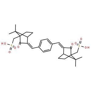 对苯二亚甲基二樟脑磺酸