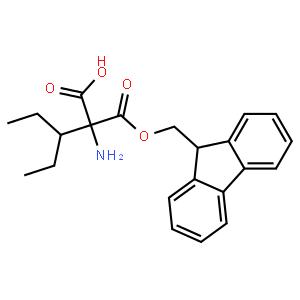 (S)-Fmoc-2-amino-3-ethyl-pentanoic acid