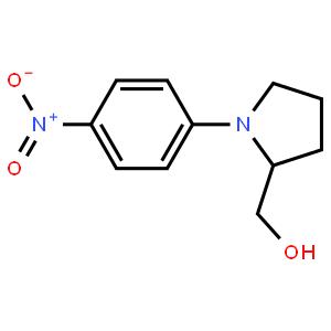 (S)-(−)-1-(4-Nitrophenyl)-2-pyrrolidinemethanol,88422-19-9