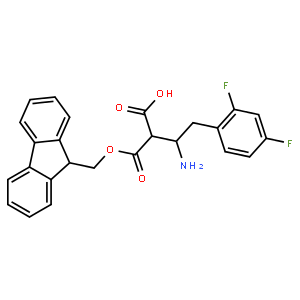 Fmoc-(S)-3-Amino-4-(2,4-difluorophenyl)-butyricacid