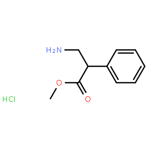 methyl (R)​-​3-​amino-​2-​phenylpropanoate   HCl