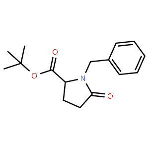 (S)-tert-butyl1-benzyl-5-oxopyrrolidine-2-carboxylate